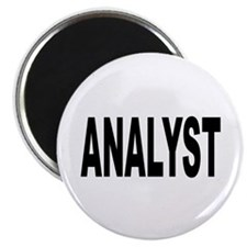 """Analyst 2.25"""" Magnet (10 pack)"""