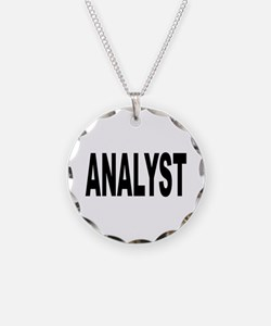 Analyst Necklace