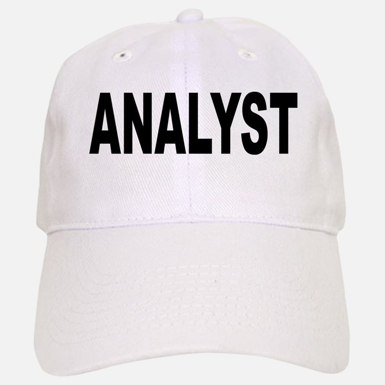 Analyst Baseball Baseball Cap