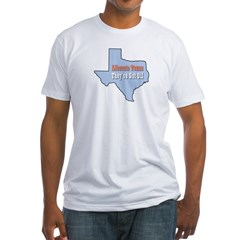 Liberate Texas Fitted T-Shirt