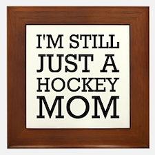 Hockey mom Sarah Palin Framed Tile