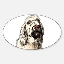 Spinone Sticker (Oval)