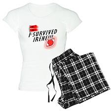 Hurricane Irene Pajamas
