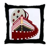 Movie Throw Pillows