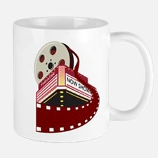 theater cinema film Mug