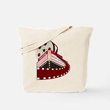theater cinema film Tote Bag