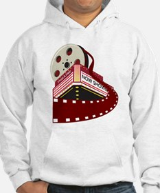theater cinema film Hoodie