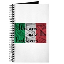 Italians Make the Best Lovers Journal