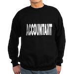 Accountant Sweatshirt (dark)