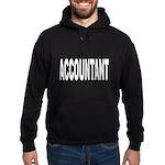 Accountant Hoodie (dark)