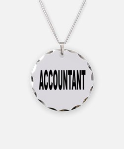 Accountant Necklace