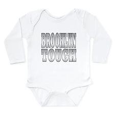 Brooklyn Long Sleeve Infant Bodysuit