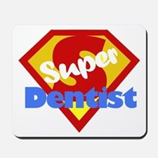 Funny Dentist Dental Humor Mousepad