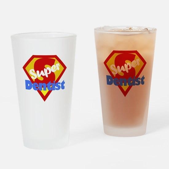 Funny Dentist Dental Humor Drinking Glass