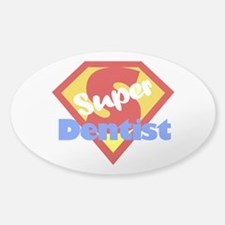 Funny Dentist Dental Humor Decal