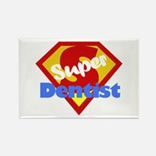 Funny Dentist Dental Humor Rectangle Magnet