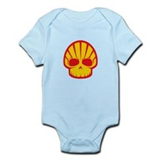 Shell Skull Infant Bodysuit