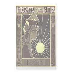 Flower of the Nile Decal