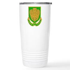 DUI - Military Police School Travel Mug