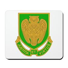 DUI - Military Police School Mousepad