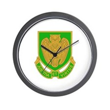 DUI - Military Police School Wall Clock