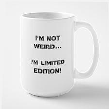 Weird Limited Edition Mug