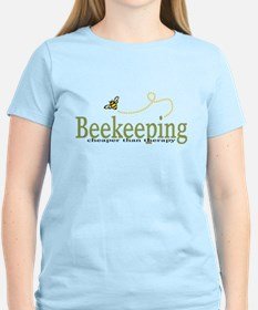Beekeeping Therapy T-Shirt