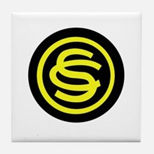 DUI - Officer Candidate School Tile Coaster
