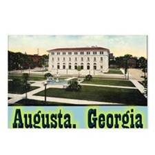 Augusta, Georgia Postcards (Package of 8)