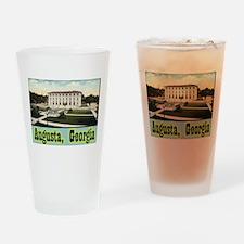Augusta, Georgia Drinking Glass