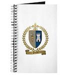 POITIER Family Crest Journal