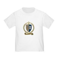 POITIER Family Crest T