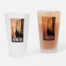 Venezia Italia Drinking Glass