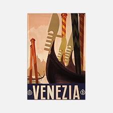 Venezia Italia Rectangle Magnet (10 pack)