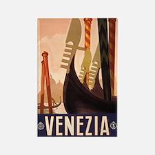 Venezia Italia Rectangle Magnet