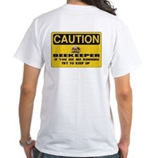 Caution Beekeeper Shirt