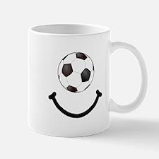 Soccer Smile Mug