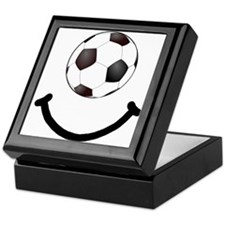 Soccer Smile Keepsake Box