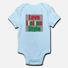 Love Italian Style Infant Bodysuit