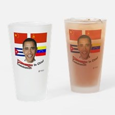 Communist in Chief Drinking Glass