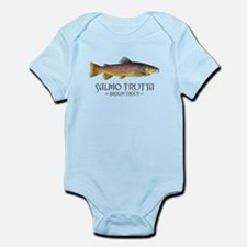Salmo Trutta - Brown Trout Onesie