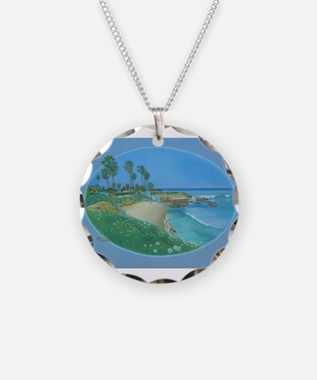 Floating Cove Necklace