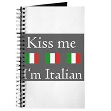 Kiss Me I'm Italian Journal
