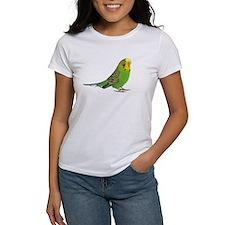 Green Parakeet Tee