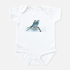 Parakeet Friends Infant Bodysuit
