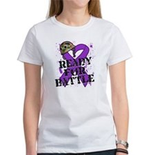 Battle Pancreatic Cancer Tee