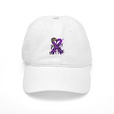 Battle Pancreatic Cancer Baseball Cap