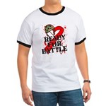 Battle Oral Cancer Ringer T