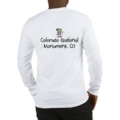 CO Nat Monument (Boy) Long Sleeve T-Shirt