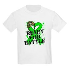 Battle Non-Hodgkins Lymphoma T-Shirt